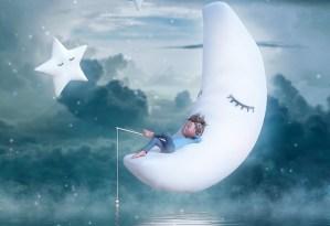 Libri per bambini sul sogno notturno