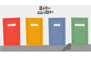 In casa con Munari: attività creative per bambini