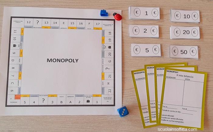Monopoly edu gioco finanziario