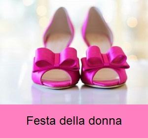 Idee per la Festa della donna