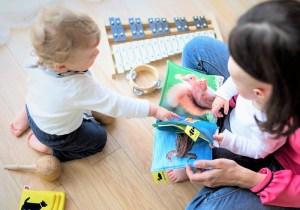 Libro Montessori la scoperta del bambino