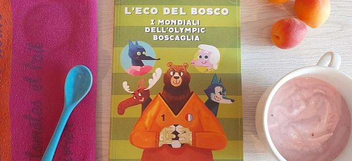 libro per bambini su sport e giornalismo