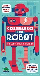 Libro sui robot per bambini