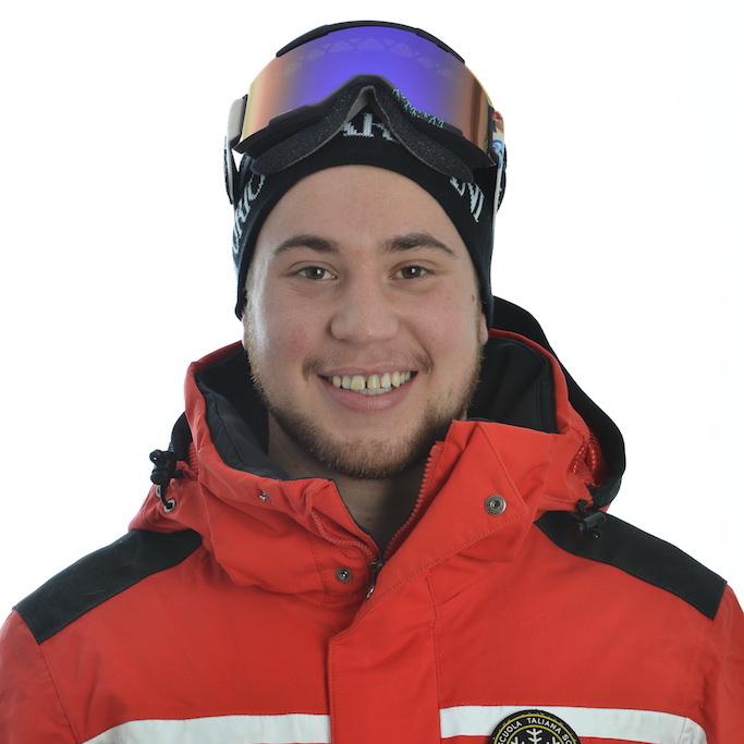 Alessandro Abram - Sci Alpino
