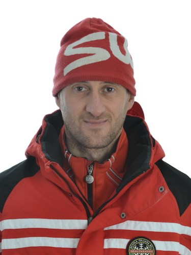 Nicolas Berard - Sci nordico
