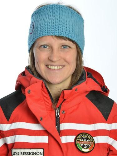 Nadia Glarey - Nordic Ski Cogne Gran Paradiso