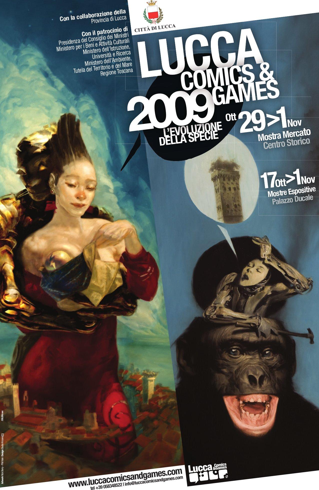 PosterLucca2009