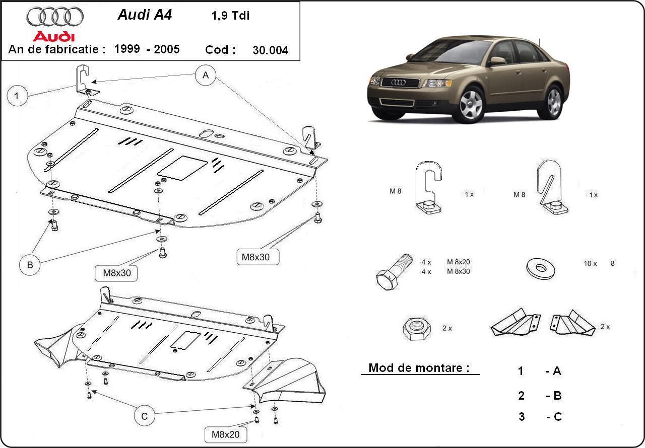 Scut Motor Audi