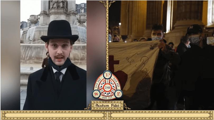 Boj za svete maše! (reportaža iz Pariza)