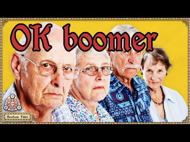 V primežu boomerjev