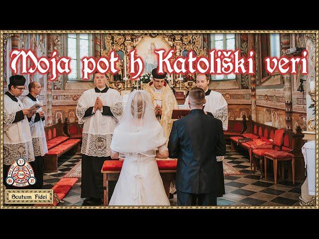 Moja pot Katoliške tradicije in TLM