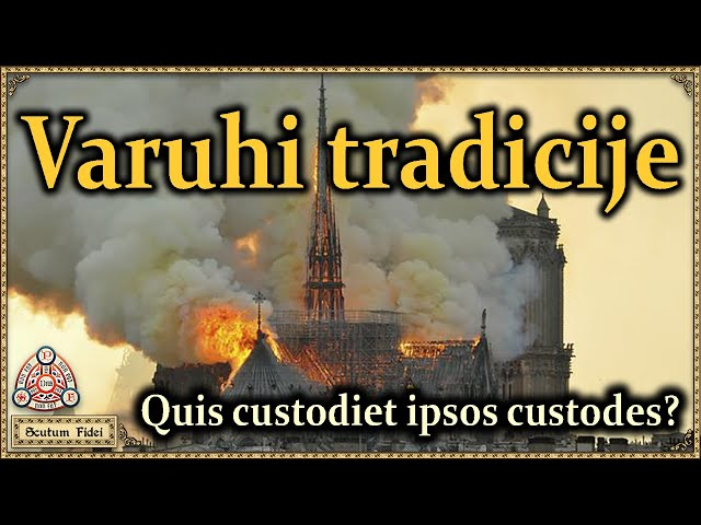 Varuhi tradicije | Traditionis custodes