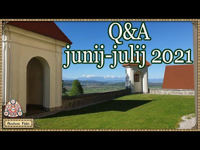 Q&A junij-julij 2021