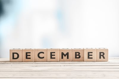 December at The SCV Birth Center