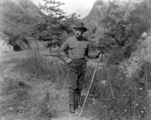 Chief Engineer William Mulholland.