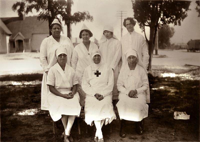 Red Cross Hospital  SANTA PAULA