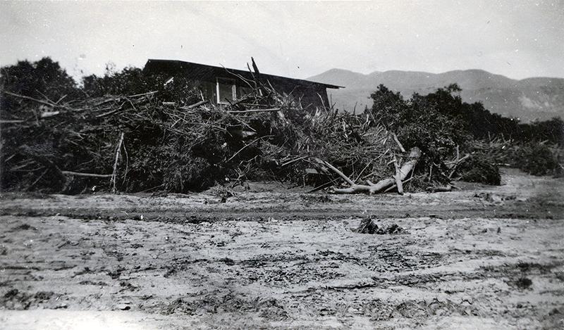Bardsdale-Fillmore-Santa Paula Flood Damage ST. FRANCIS DAM DISASTER