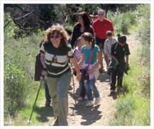 placerita_kids_hiking
