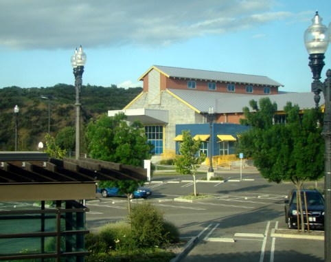 Newhall Community Center