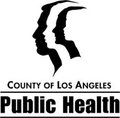 Los Angeles County Department of Public Health logo