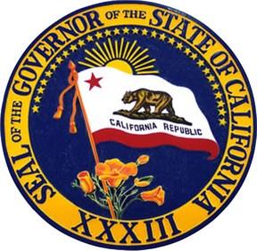 California Governor's seal