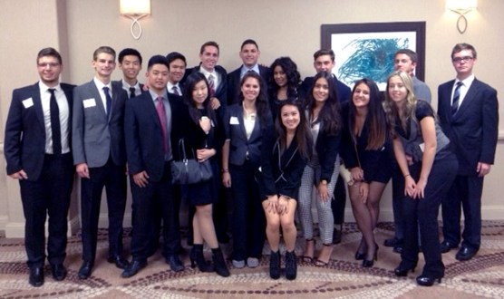 FBLA conf group photo