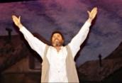 Levine as Tevye in 1995 | Photo courtesy of George Cummings