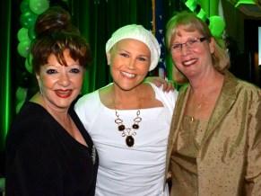 Nancy Starczyk, Dana Cop, Sue Nevius