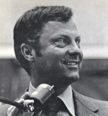 Jim Keysor, 1972 campaign photo