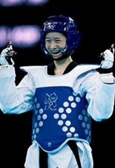 Olympic Gold Medalist Jingyu Wu