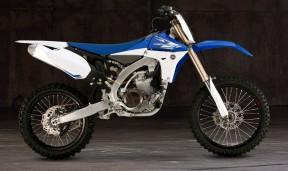 A 2013 Yamaha YZ450F. Photo: Yamaha Motor Sports