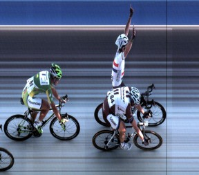 Photo Finish_Cavendish Wins Stage 8_Amgen Tour of California 2014
