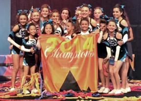 SCV All-Stars Junior Black