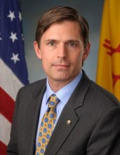 Sen. Martin Heinrich, D-New Mexico