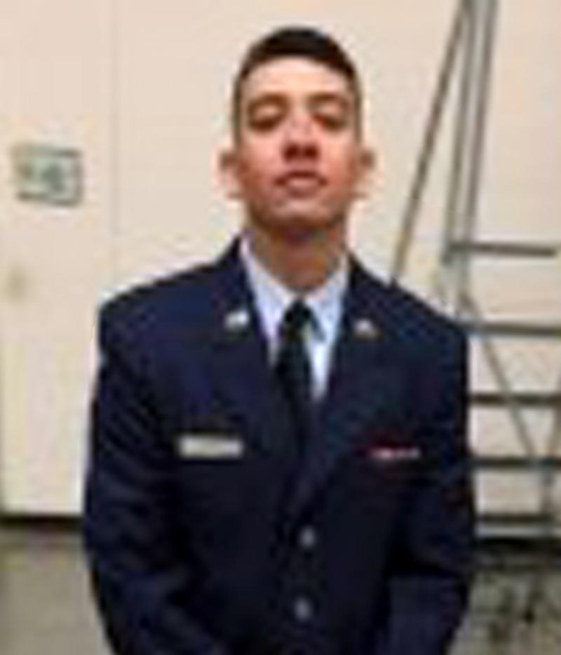 Kovler, Saugus High 2011, Completes USAF Basic Training