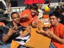 Unity Day Orange Polish