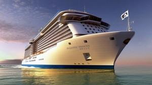 Princess Cruises' Majestic Princess