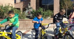 Chiquita Canyon Donates Dozens Of Bicycles To Child & Family Ce