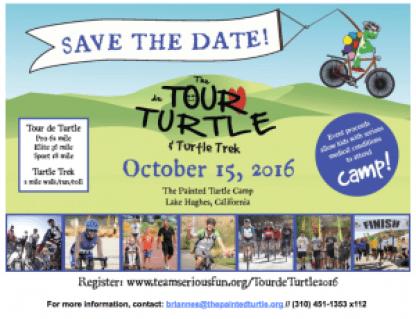 painted turtle tour de turtle turtle trek
