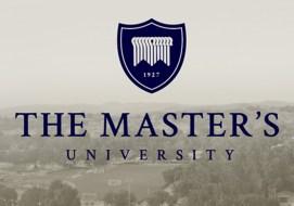 The Master's University logo