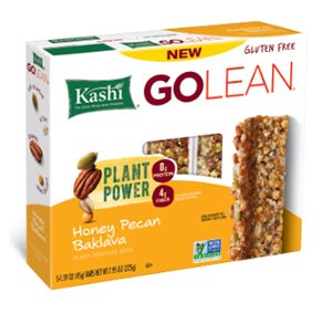 go lean bars kashi