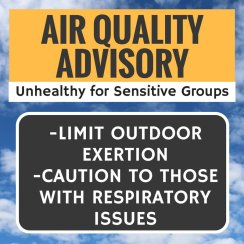 Air Quality Advisory