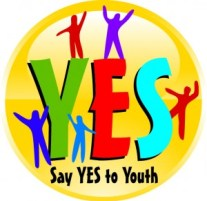 SCV Youth Project Yes to Youth logo
