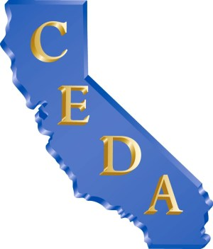 California Enterprise Development Authority logo