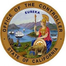 Office of the Controller, State of California logo