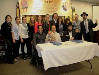 Chabad of SCV starts Torah in December 2016
