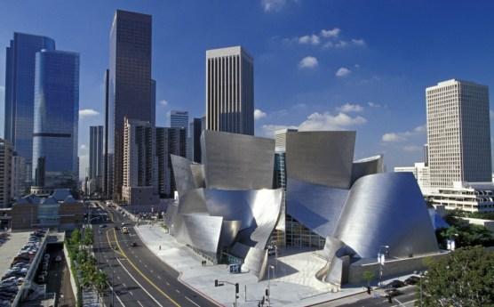 Disney-CalArts concert hall, REDCAT