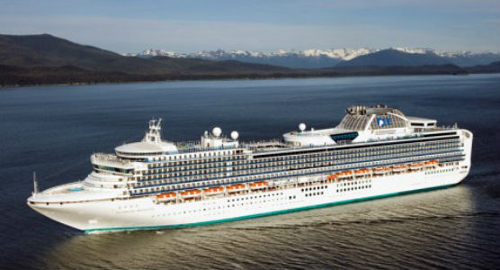 Princess Cruises' Diamond Princess
