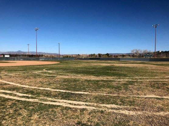 Hart Baseball Field