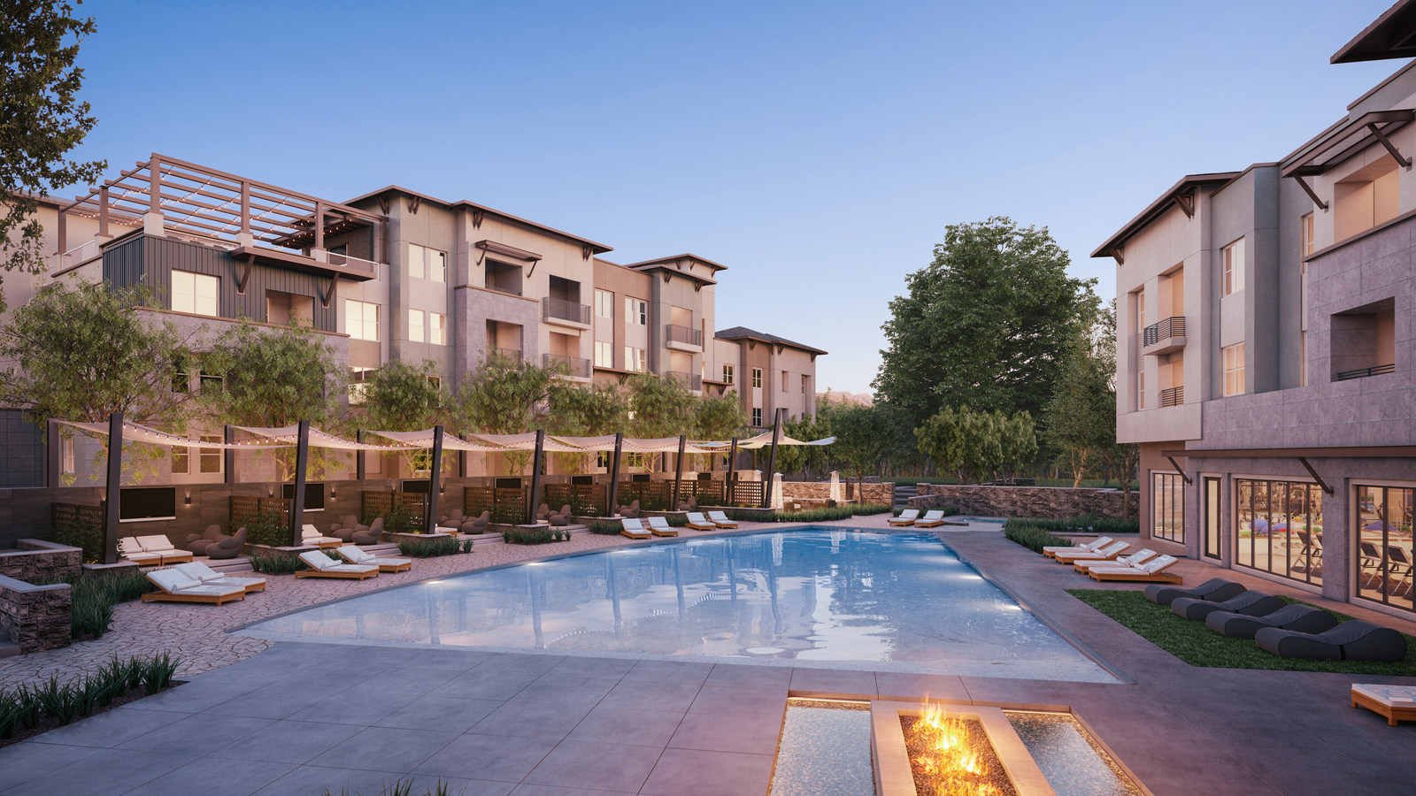 Vista Canyon Mixed-Use Project Under Construction in East Canyon Country